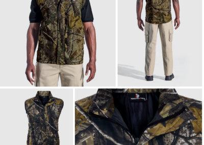 Barron On Workwear Catalogue 132 - Outdoor & Leisure Indestruktible Target Bodywarmer