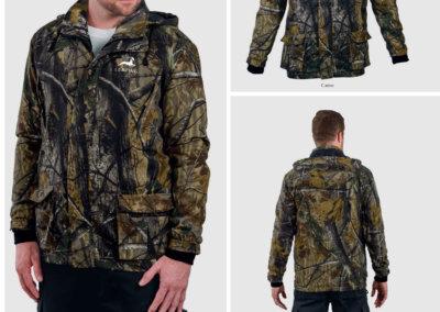 Barron On Workwear Catalogue 133 - Outdoor & Leisure Indestruktible Bullet Jacket