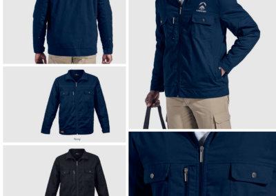 Barron On Workwear Catalogue 135 - Outdoor & Leisure Indestruktible Drill Jacket
