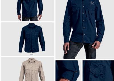Barron On Workwear Catalogue 137 - Outdoor & Leisure Indestruktible Ambush Shirt