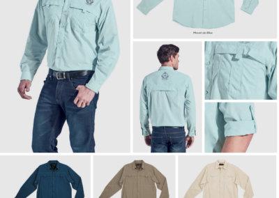 Barron On Workwear Catalogue 144 - Outdoor & Leisure Men's Trail Shirt
