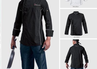 Barron On Workwear Catalogue 19 - Chefwear Siena Chef Jacket