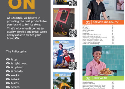 Barron On Workwear Catalogue 2 - Switch Your Brand On