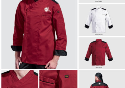 Barron On Workwear Catalogue 25- Chefwear Roma Chef Jacket