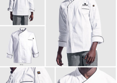 Barron On Workwear Catalogue 26 - Chefwear Veneto Chef Jacket