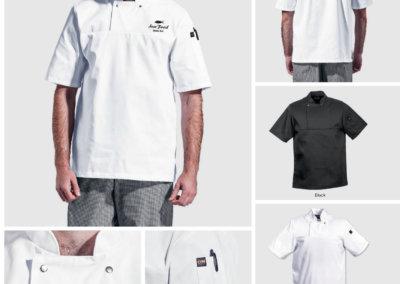 Barron On Workwear Catalogue 27 - Chefwear Figo Utility Top