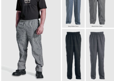 Barron On Workwear Catalogue 29 - Chefwear Chef Baggy Pants