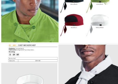 Barron On Workwear Catalogue 33 - Chefwear Chef Skull Cap