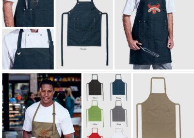 Barron On Workwear Catalogue 35 – Chefwear Premium Bib Apron