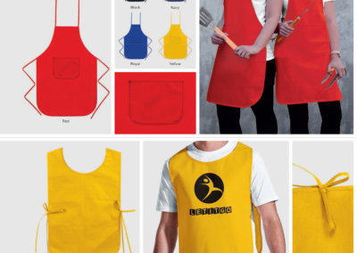 Barron On Workwear Catalogue 36 - Chefwear Non Woven Apron