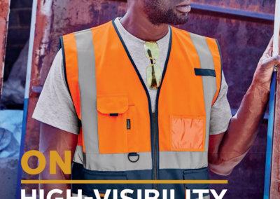 Barron On Workwear Catalogue 38 - ON High Visibility Workwear