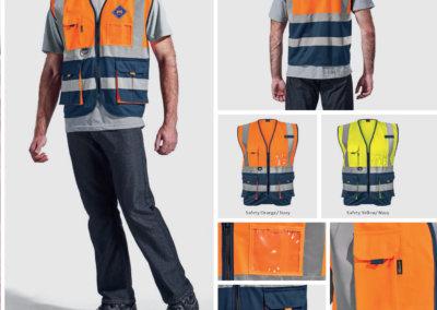 Barron On Workwear Catalogue 39 – High-Visibility Workwear Signal Vest