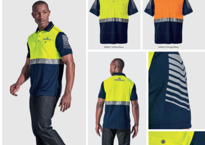 Barron On Workwear Catalogue 45 - High-Visibility Workwear Raid Golfer