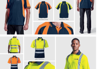 Barron On Workwear Catalogue 48 - High-Visibility Workwear Tailgate Golfer
