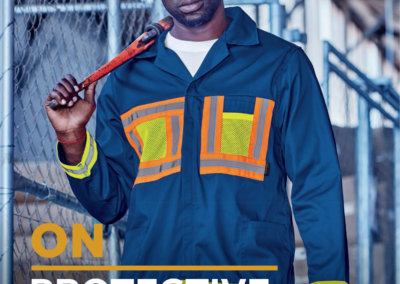Barron On Workwear Catalogue 64 - ON Protective Outerwear