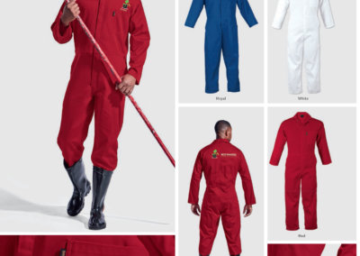 Barron On Workwear Catalogue 72 - Protective Outerwear Budget Boiler Suit
