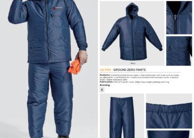 Barron On Workwear Catalogue 82 - Protective Outerwear Ground Zero Jacket