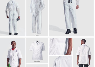 Barron On Workwear Catalogue 83 - Protective Outerwear Contract Disposable Coverall