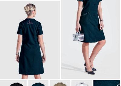 Barron On Workwear Catalogue 10 - Service and Beauty Daisy Dress