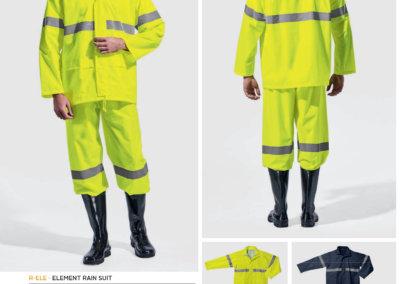 Barron On Workwear Catalogue 86 - Protective Outerwear Element Rain Suit