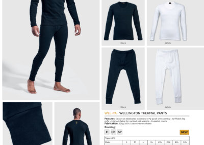 Barron On Workwear Catalogue 89 - Protective Outerwear Wellington Thermal Top