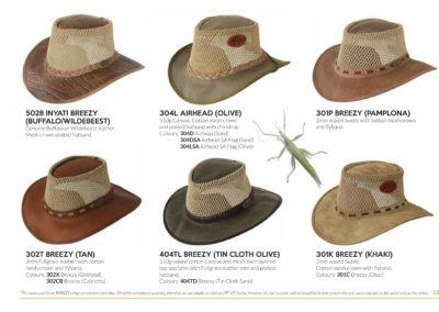 Rogue Catalogue 9 - Hats 6