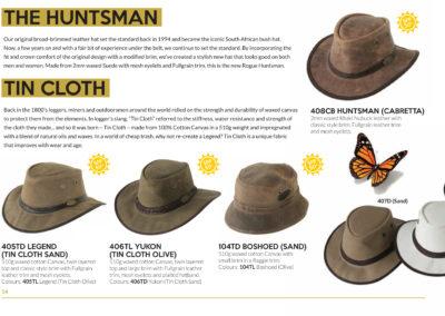 Rogue Catalogue 10 - Hats 7