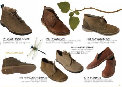 Rogue Catalogue 15 - Boots 4