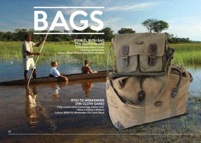 Rogue Catalogue 19 - Bags 1