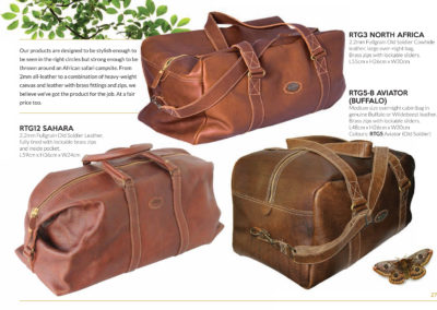 Rogue Catalogue 22 - Bags 4