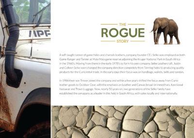 Rogue Catalogue 2 - The Rogue Story